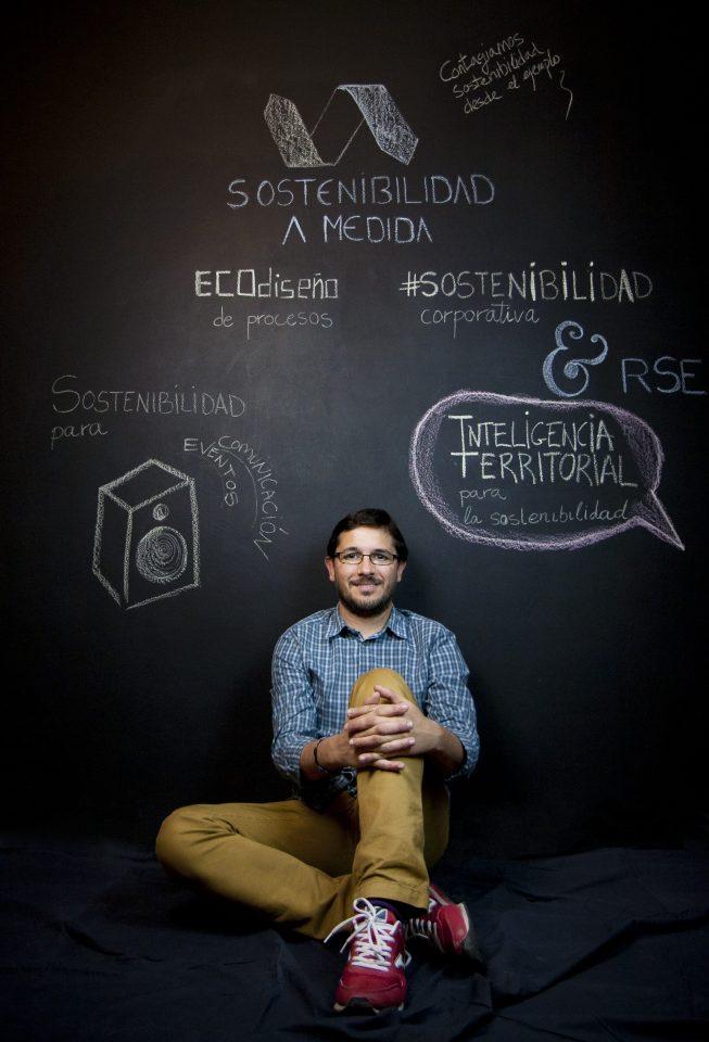Juanjo Amate - Sostenibilidad a Medida Web