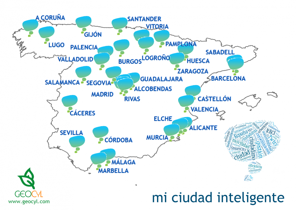 Smart City, SOStenicity, Inteligencia Territorial, Ciudad inteligente, Smart Citizen, Sostenibilidiad
