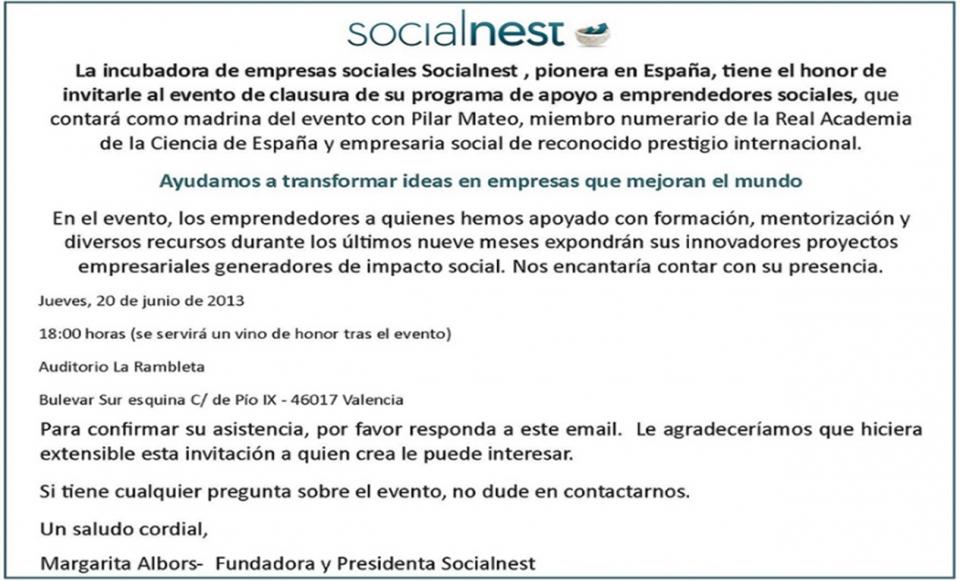 Sostenibilidad a Medida es una Empresa Social