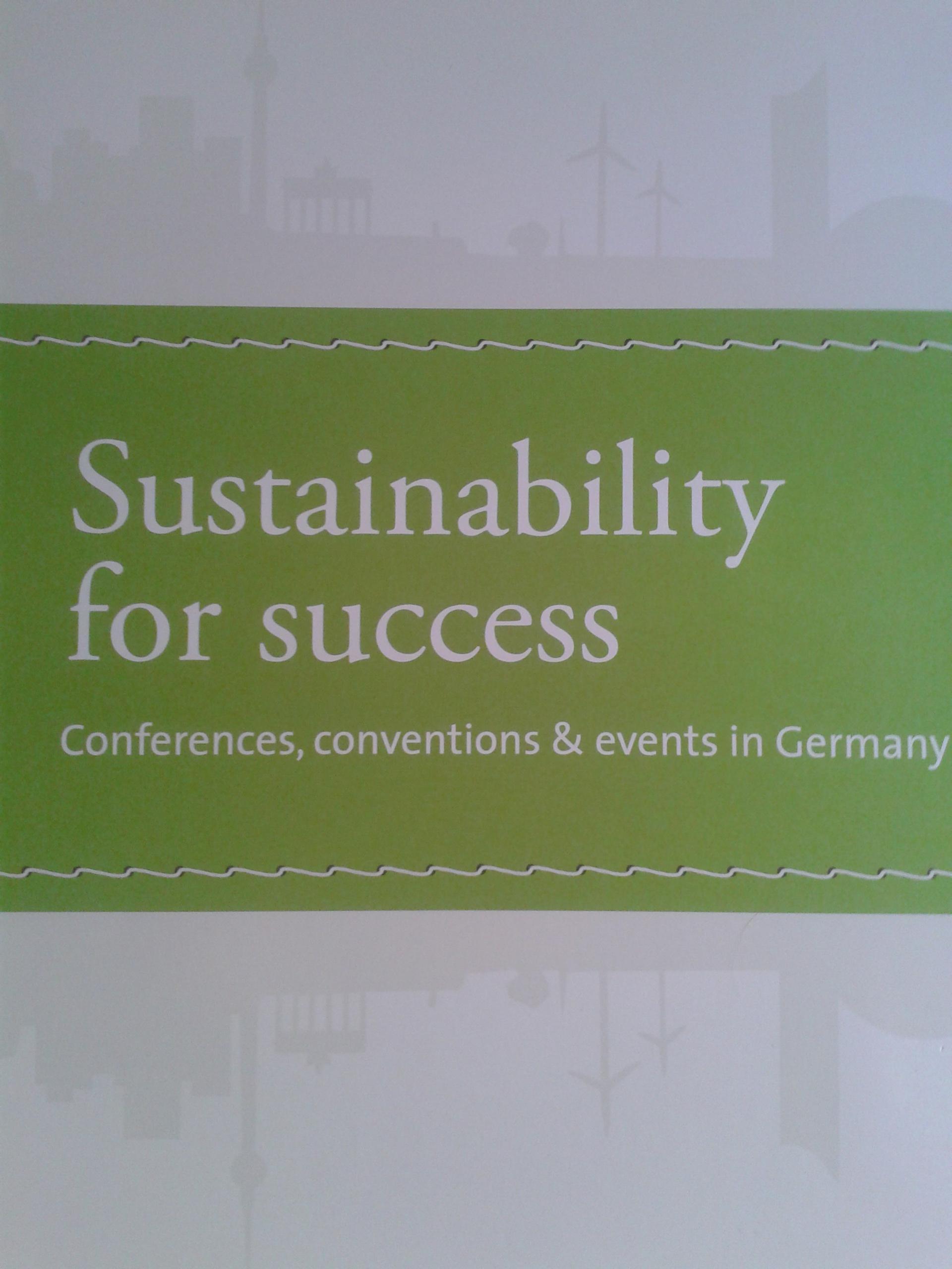 Eventos Sostenibles, Sostenibilidad a Medida, Sustainable Events