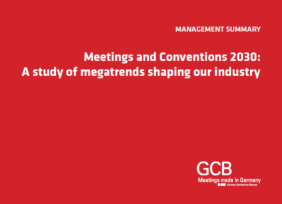 Sostenibilidad Megatendencia Industria Eventos 2030