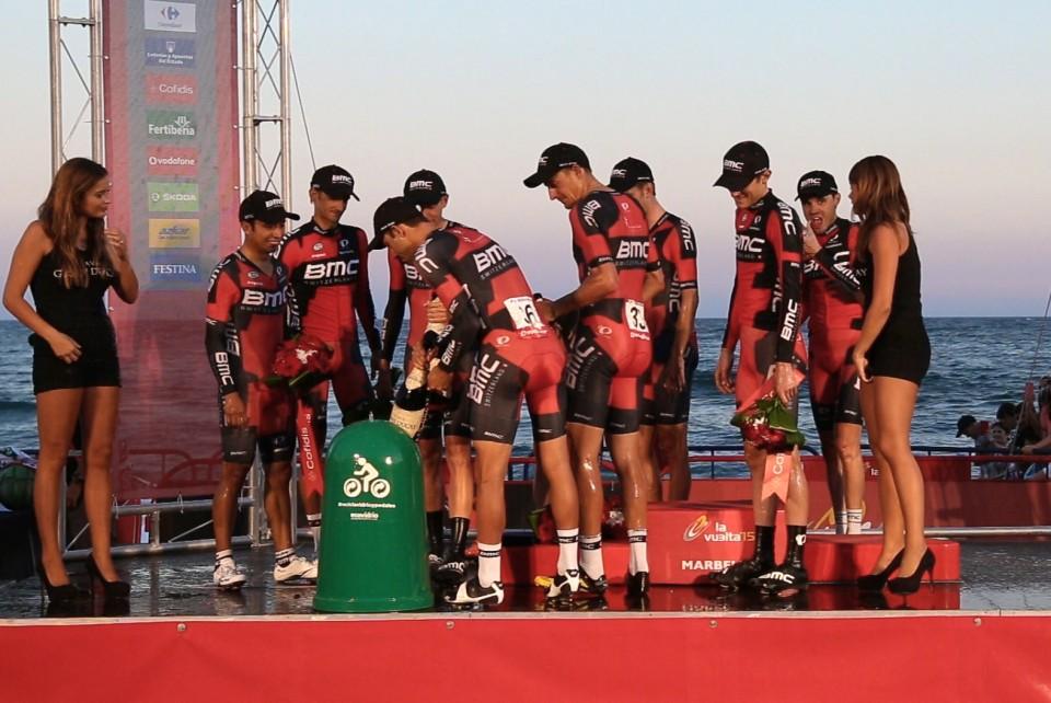 Sostenibilidad en Vuelta Ciclista a España - Ecovidrio