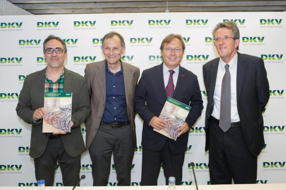 Ponentes Informe DKV Cambio Climático y Salud