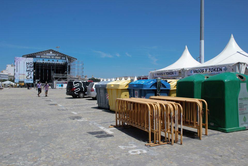 Festival Sostenible, No Sin Música