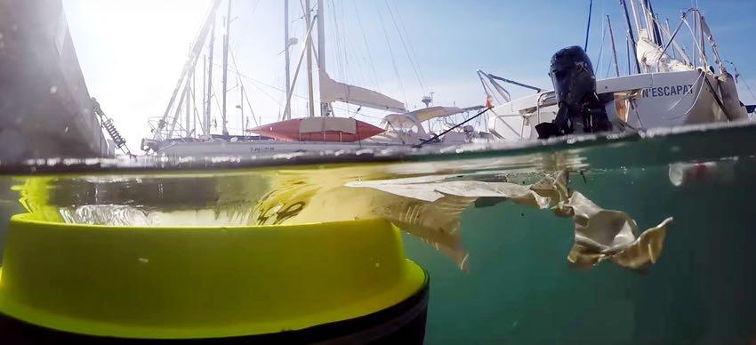 SeaBin papelera marina