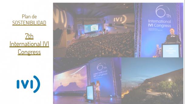 Plan de Sostenibilidad - 7th International IVI Congress