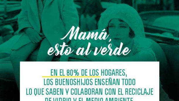 Estudio Ecovidrio y Malas Madres sobre valores ambientales en la familia