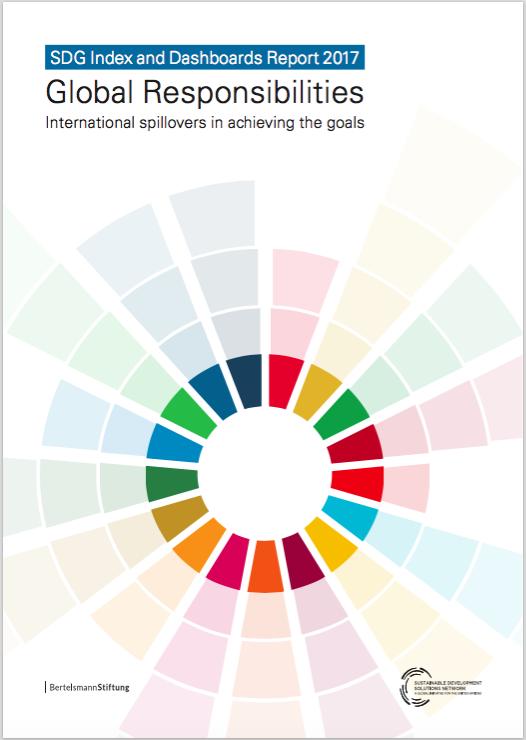 Indice de Objetivos de Desarrollo Sostenible