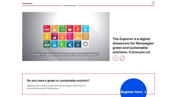 The Explorer: empresas y ODS
