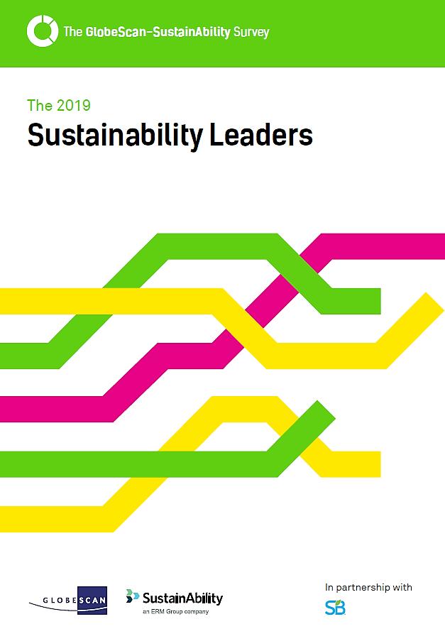 Lideres de la sostenibilidad · 2019