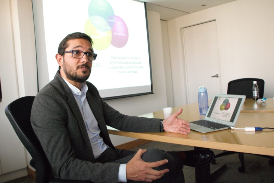 Juanjo Amate · Sostenibilidad a Medida